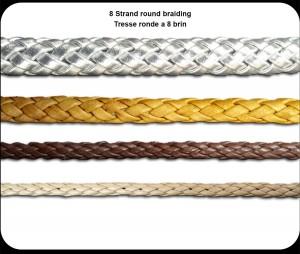 8 Strand round braiding(2)